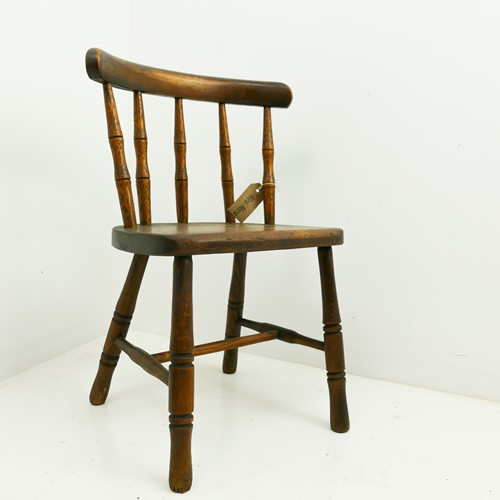Early 20th Century Child's Chair