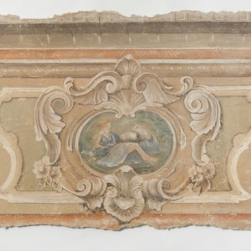 Decorative Italian Fresco