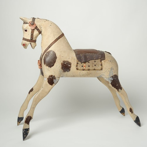 Antique English horse
