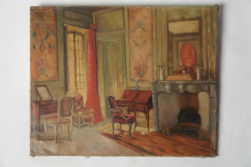 Antique interiors oil on canvas painting-nikki-page-antiques-npnov19-45-main-637117811534299181.jpg