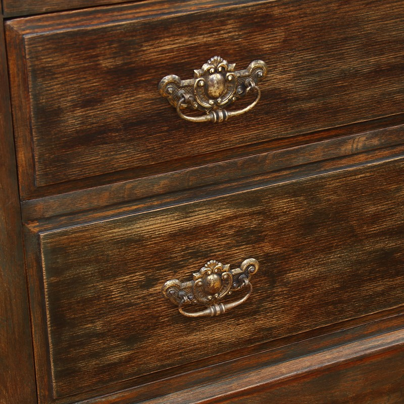 Painted Edwardian Oak Chest of Drawers-number-6-antiques-img-3476-main-637327559429374425.JPG