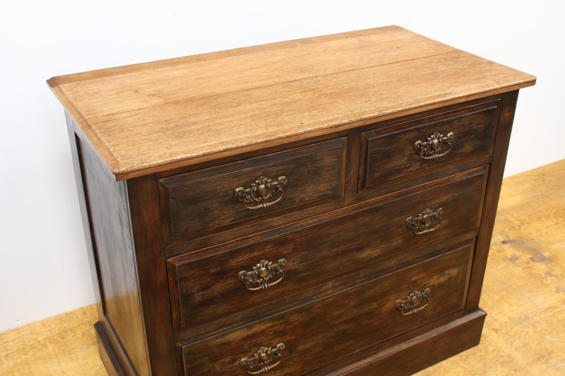Painted Edwardian Oak Chest of Drawers-number-6-antiques-img-3520-main-637327560203904870.JPG