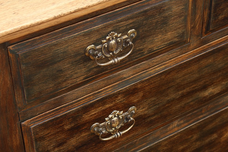 Painted Edwardian Oak Chest of Drawers-number-6-antiques-img-3534-main-637327560291716651.JPG