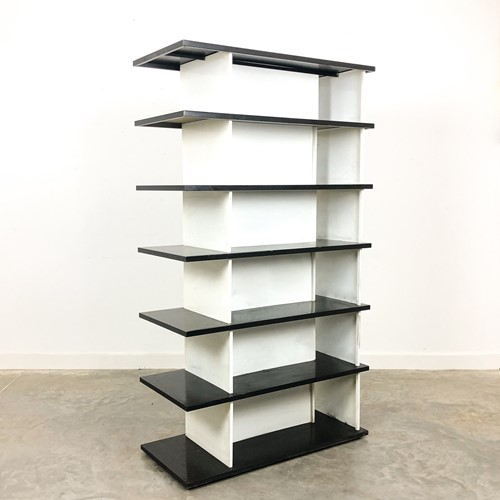 Mid century shelving unit by Wim Rietveld 1960