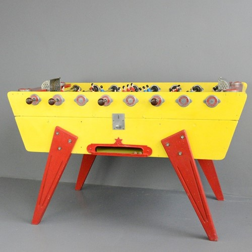 Stella Champion Babyfoot Fooseball Table 1940s