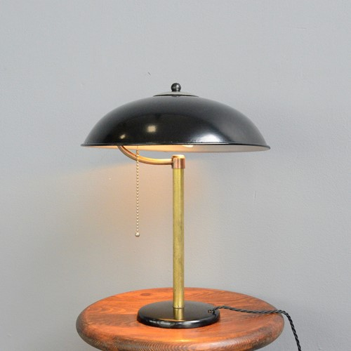 German Desk Lamp Circa 1930s