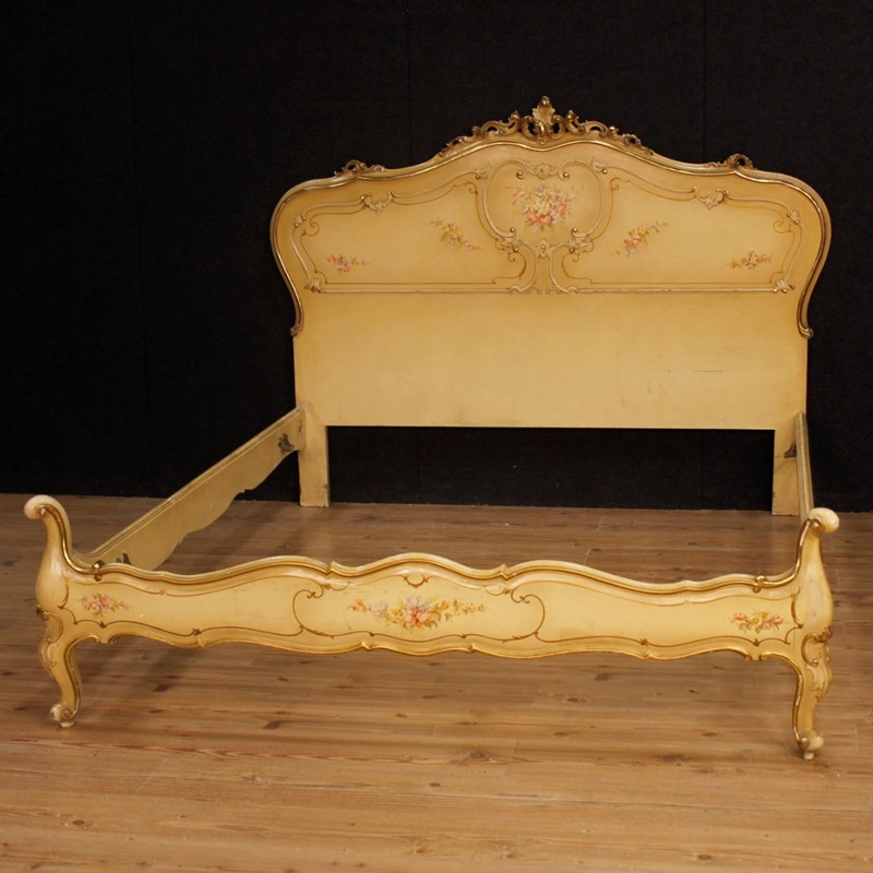 Venetian Double Bed In Lacquered And Painted Wood-parino-thumb__MG_5510_1024-main-636679753958753248.jpg