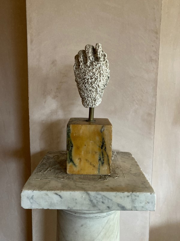 19th century plaster model of a Roman hand-paroy-img-3587-main-637420225807430915.jpg