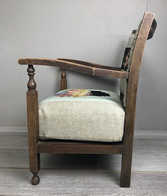 1920s Tapestry oak nursing chair-poachers-barn-823b0dc3-adcf-4b57-b270-393996b2a7d7-main-636987935748472805.jpeg