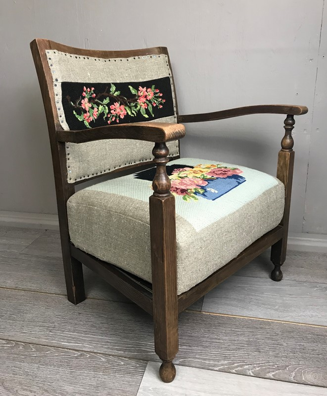 1920s Tapestry oak nursing chair-poachers-barn-afcc5358-3ae5-484d-8393-5f5f32a2a175-main-636987935170138065.jpeg