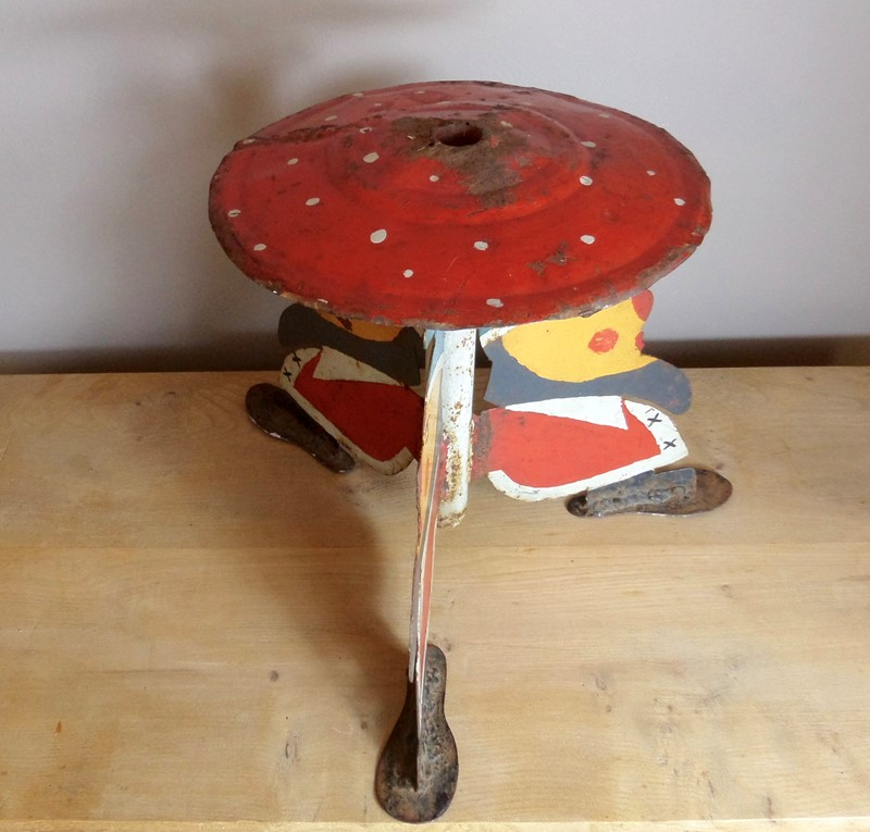 1930s Niave Metal Christmas tree Stand / ornament-poachers-barn-sam-9429-main-636803787309388070.jpg