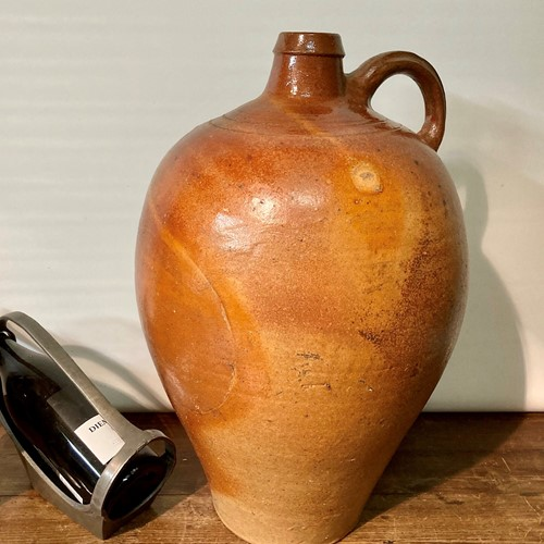 Walnut oil stoneware