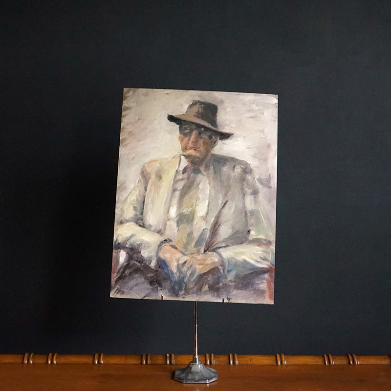 Bloomsbury Style Portrait of an Old Man in a Hat-rag-and-bone-dsc01350-main-637466766425040375.JPG