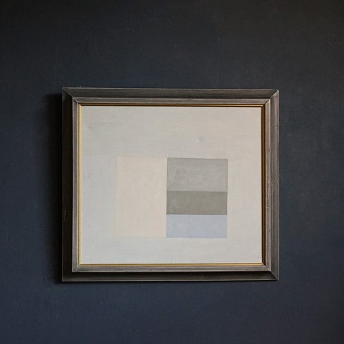 Abstract Minimalist Oil No. 4 by Ian Fraser ARCA