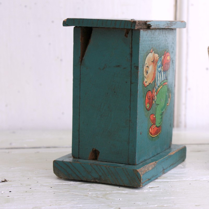 Old French Wooden Money Box, Original Paint  -restored-2-b-loved-img-7443w-main-637334357806195430.jpg