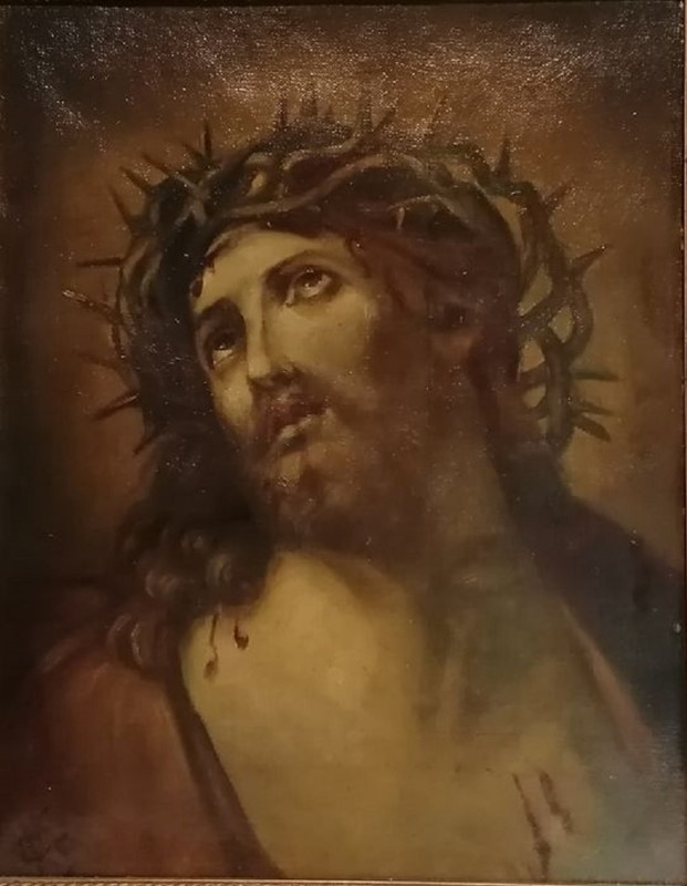 Outstanding Oil On Canvas Christ Hand Signed 1830-ridding-wynn-2274c93b-f2b6-4665-8038-2d92f7b01174-1-main-637215331388861846.jpg