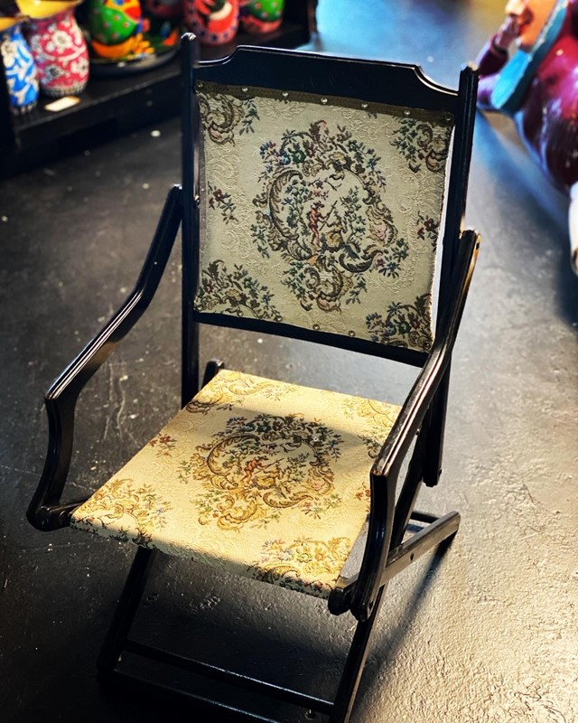 19th C Victorian Ebonised Campaign Chair-ridding-wynn-f3b6dd74-c779-4ae1-a84b-cac4c03b4c1c-main-637298309457255261.JPG