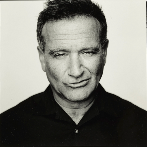Portrait Robin Williams (Owned By Robin Williams)