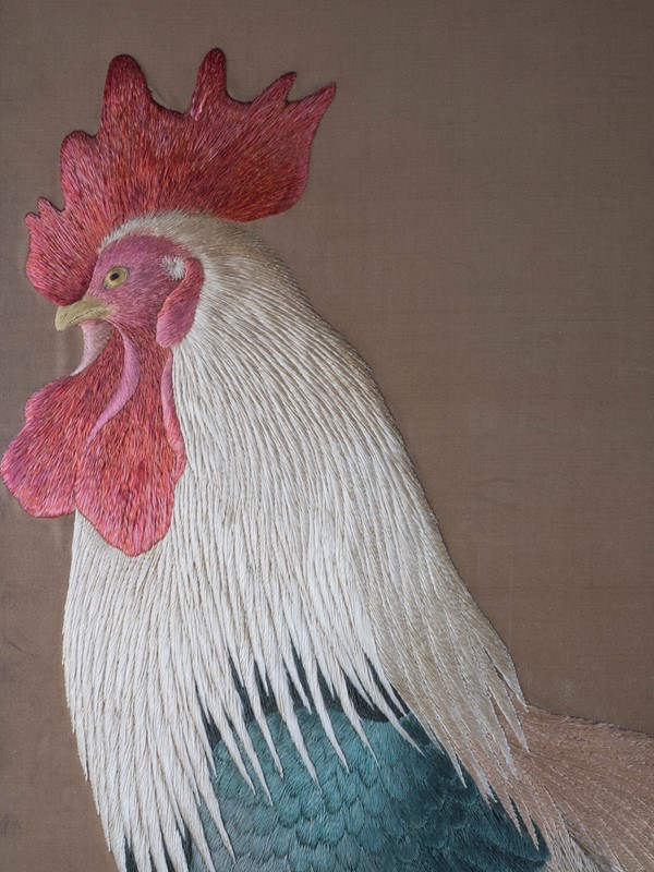 Exceptional Framed Meiji Embroidery-roche-coward-antiques-japanese-meiji-embroidery-chickens-00007-main-637267722927872841.jpg