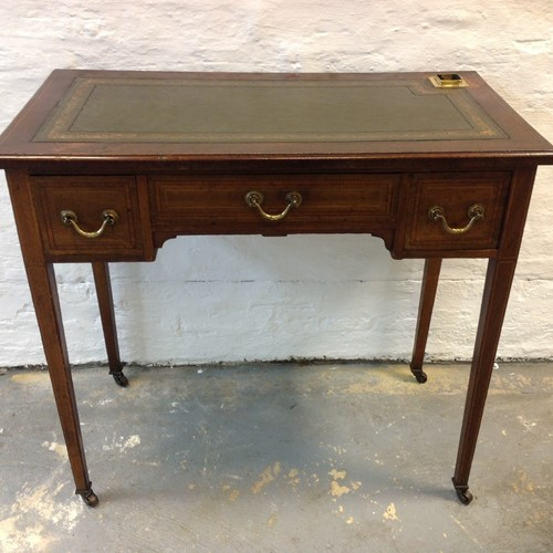 Victorian trollope & sons of london writing desk