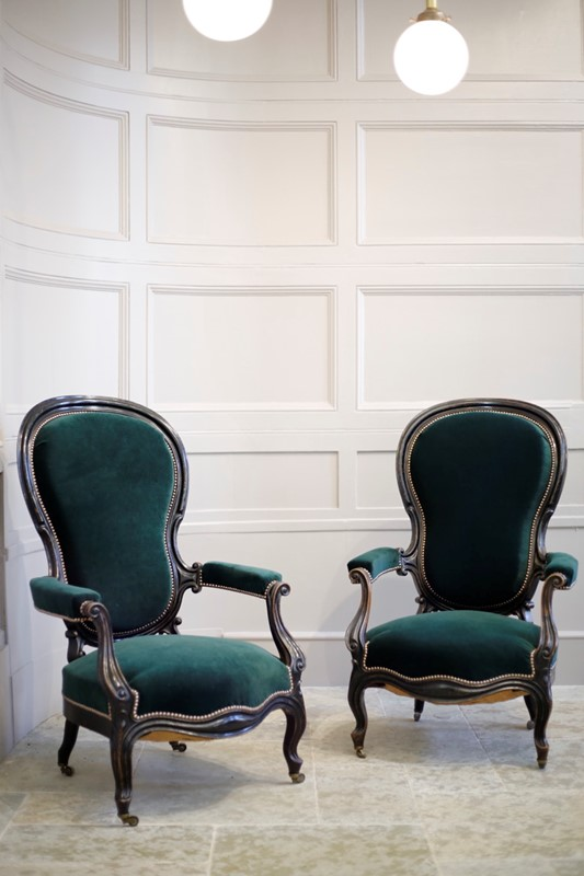 Pair of Napoleon III Balloon backed armchairs-talboy-interiors-0f51f7bb-4d2c-4ae2-9dbf-2dca818fc15a-1-105-c-main-637407881948037004.jpeg