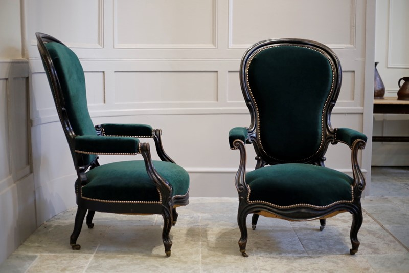 Pair of Napoleon III Balloon backed armchairs-talboy-interiors-80550920-e87c-4f32-aa39-24337709cf2c-1-105-c-main-637407882191469493.jpeg