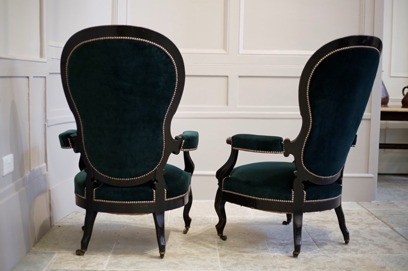 Pair of Napoleon III Balloon backed armchairs-talboy-interiors-fe515146-984e-4ad6-bfd8-5dcb9a726ce9-1-105-c-main-637407882210218664.jpeg