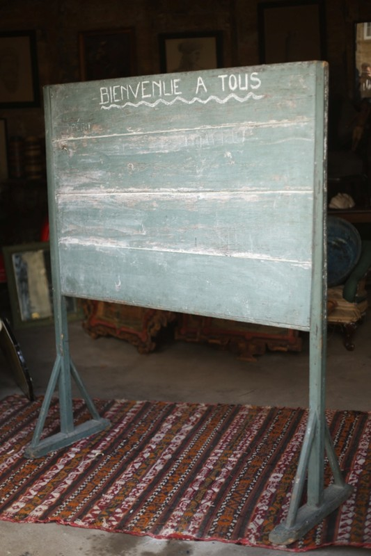 19th Century French school Blackboard (Now blue)-talboy-interiors-thumb_OJ1A5839_1024-main-636611905246519725.jpg