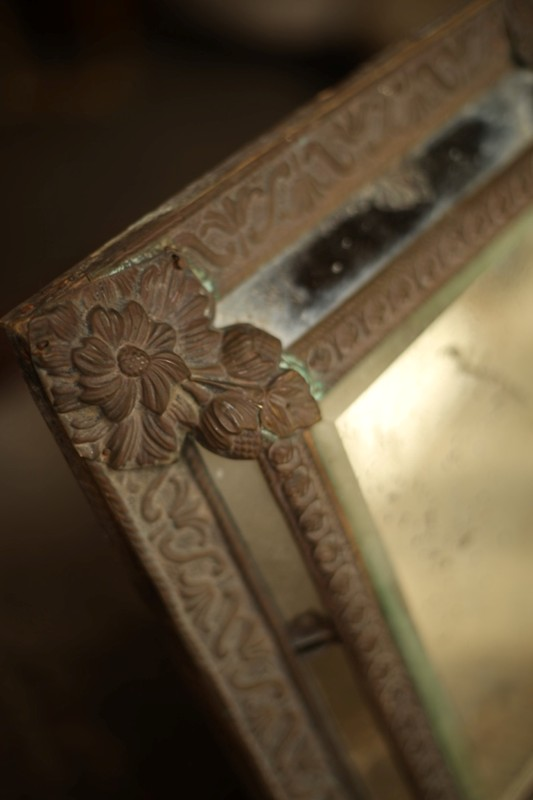 19th century cushion mirror covered in brass-talboy-interiors-thumb_OJ1A7137_1024-main-636677679606179752.jpg