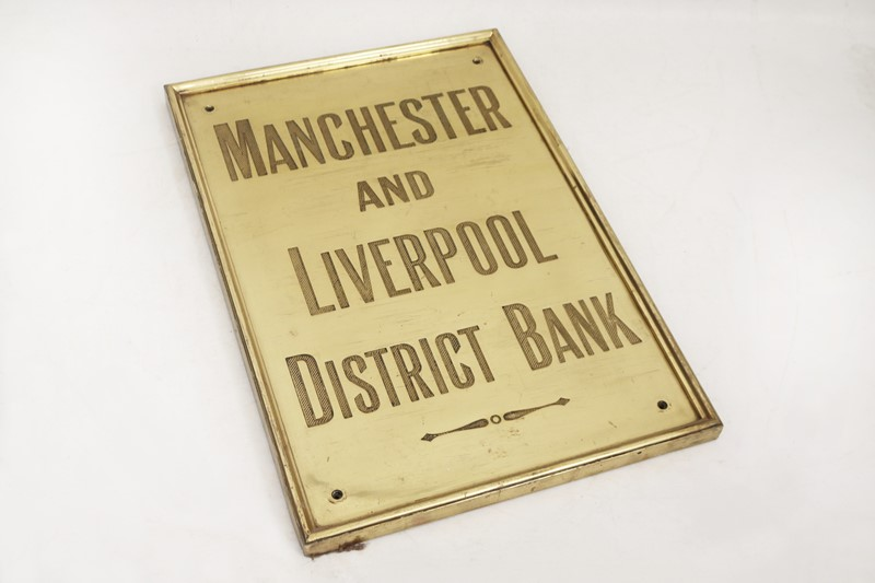 Brass Name Plaque for the 'Manchester & Liverpool -taylor-s-classics-ACC 05209-1-main-636791003865578133.jpg