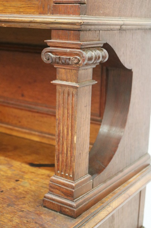 Late 19th Century Solid Oak Two-door Bookcase-taylor-s-classics-cab-03830-8-main-637499292529018310.jpg