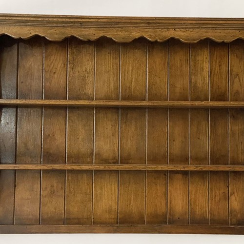 Lovely Quality Wall Rack in Solid Oak