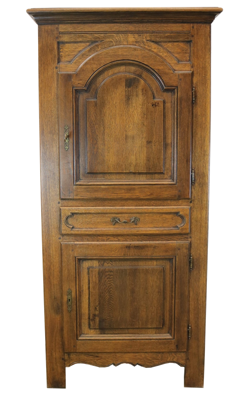 Solid Oak Cupboard With Centre Drawer-taylor-s-classics-img-6630-main-637050198415050663.png