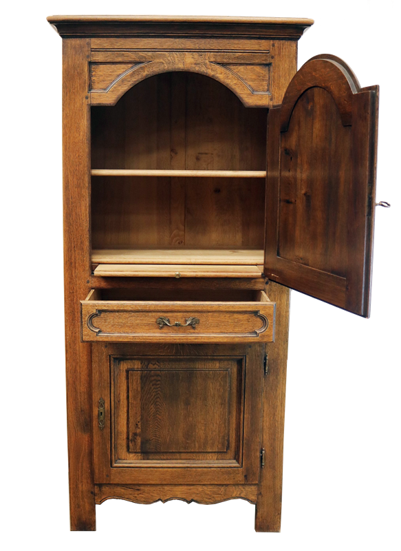 Solid Oak Cupboard With Centre Drawer-taylor-s-classics-img-6633-main-637050198610564256.png