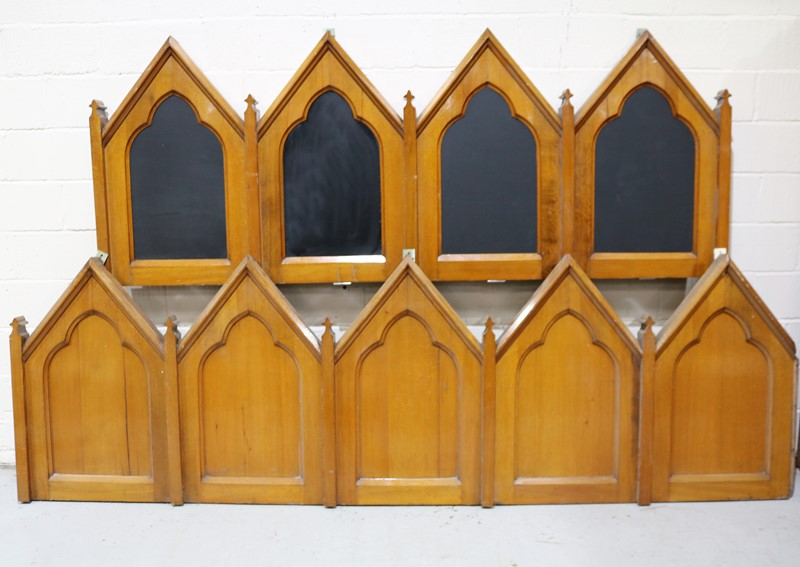 A Fantastic Run of 19th Century Gothic Oak Panels-taylor-s-classics-panels-main-636916323917966780.jpg