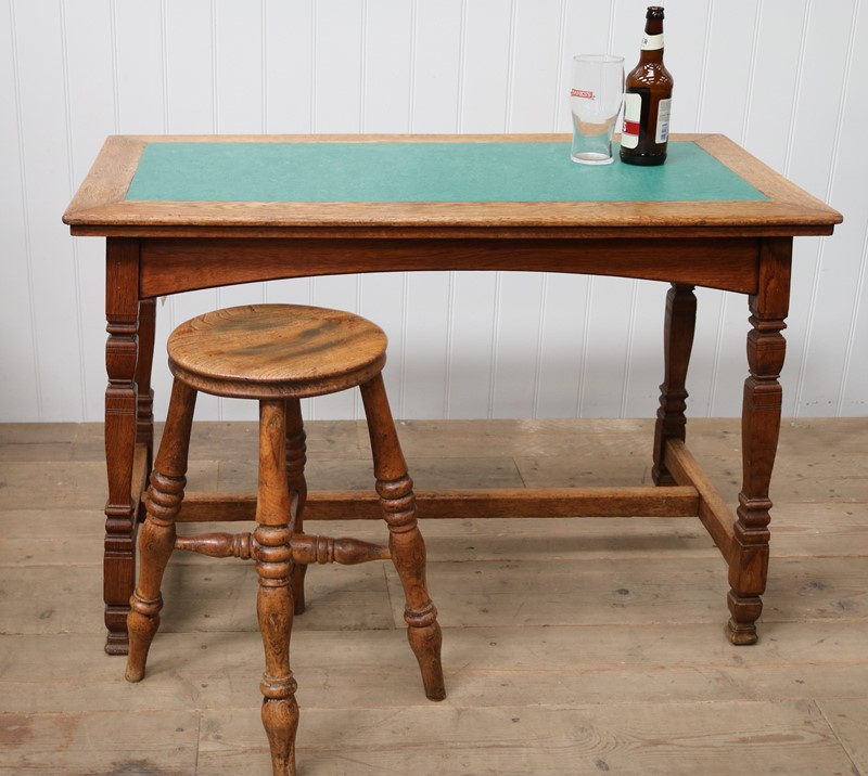 20th Century Oblong Pub Table with Linoleum Inset-taylor-s-classics-tab-05276-2-main-637322412533954684.jpg