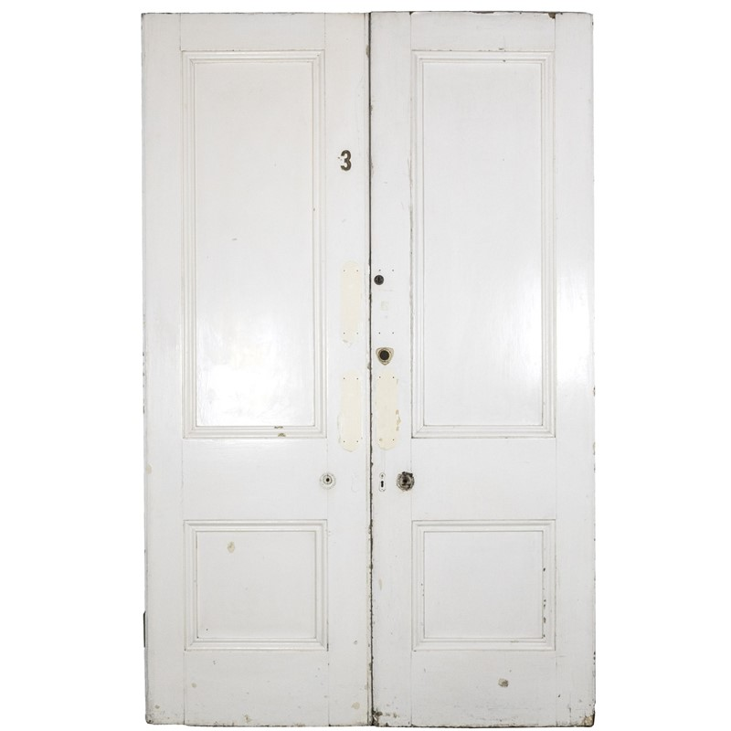 Antique victorian pine double doors 242cm x 153cm-the-architectural-forum-large-pine-double-doors-2000x-main-637113369133818696.jpg
