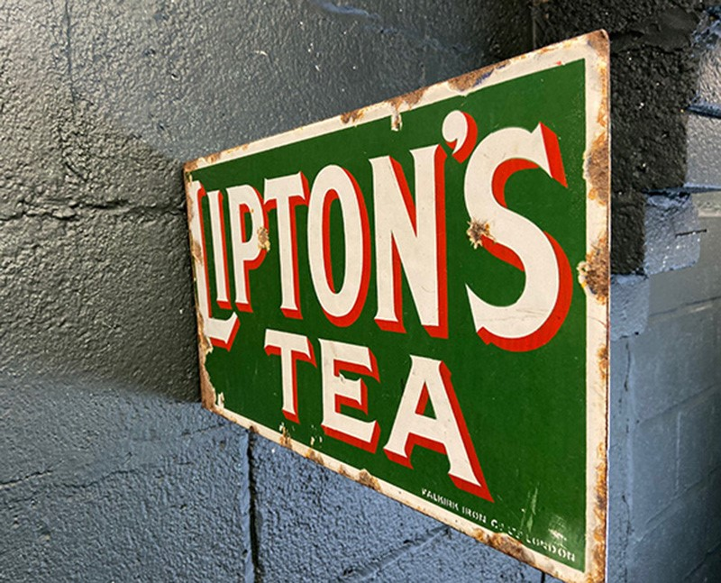Lipton's Tea Original Enamel Two Sided Sign-the-board-residence-img-5310-main-637316439323675567.jpg