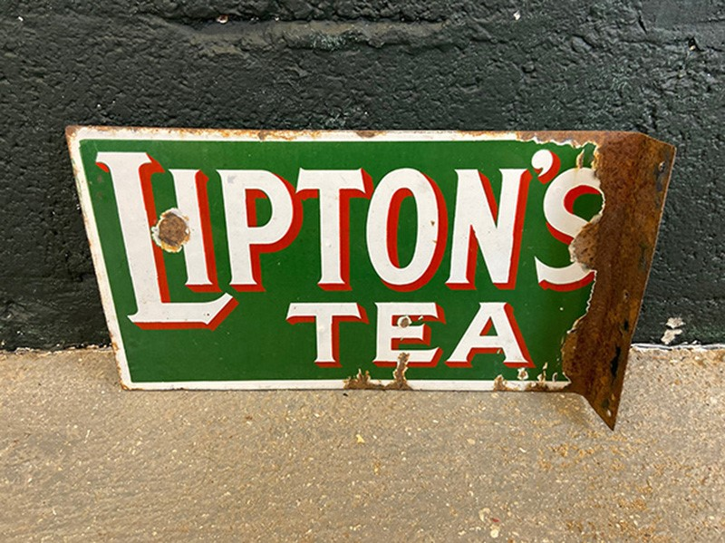 Lipton's Tea Original Enamel Two Sided Sign-the-board-residence-img-5311-main-637316439326331592.jpg