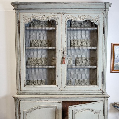 Large Painted Buffet de Corps