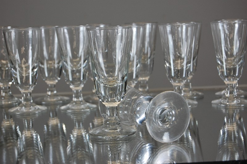 14 Early 19th Century Absinthe Glasses-the-home-bothy-absinthe-glasses-3-main-637032005956979039.JPG