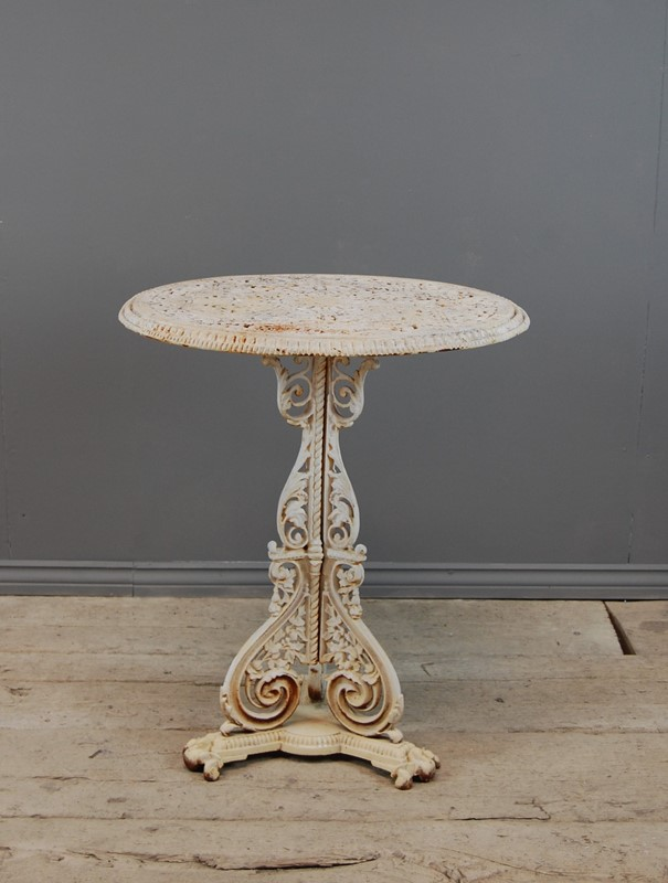 Cast Iron Garden Table Attributed to Coalbrookdale-the-home-bothy-painted-cbd-table-1995-3-main-637264402891965509.JPG