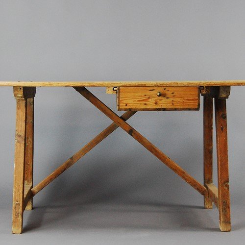 Primitive Spanish Desk