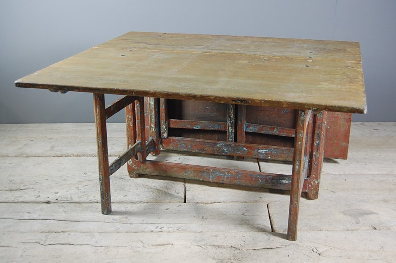 Swedish 19th Century Slagbord or Dropleaf Table-the-home-bothy-swedish slagbord (3)-main-636778949217914620.JPG
