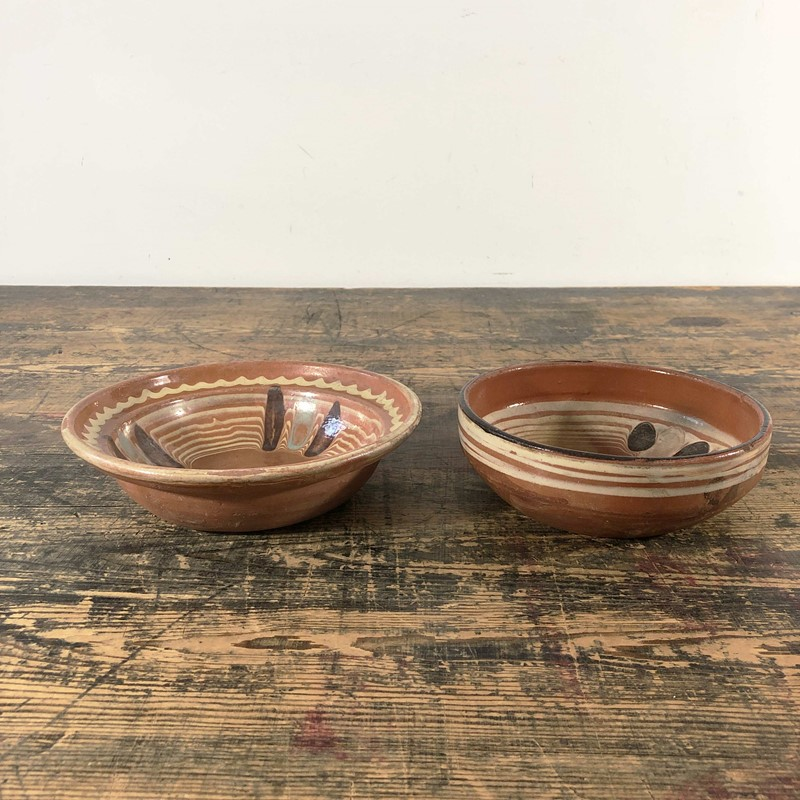 A Pairing of Antique Primitive Bowls-the-mint-in-rye-vintage-cream-brown-bowls-4-main-637419195474147686.jpg