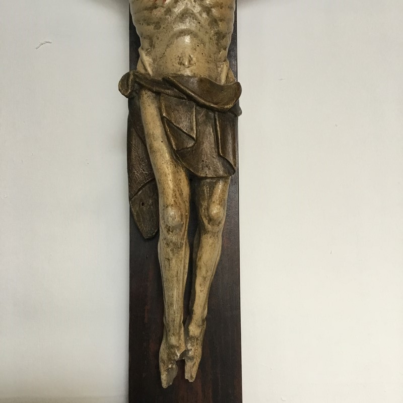 Large 18th C. Crucifix-the-old-yard-6405df46-94f6-4ad5-953b-e649d532336f-main-637335200901284280.jpeg