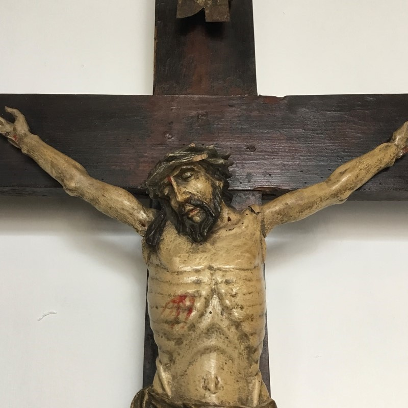 Large 18th C. Crucifix-the-old-yard-f5474229-dd06-4474-90f4-6e1cf9939e3c-main-637335200880034238.jpeg
