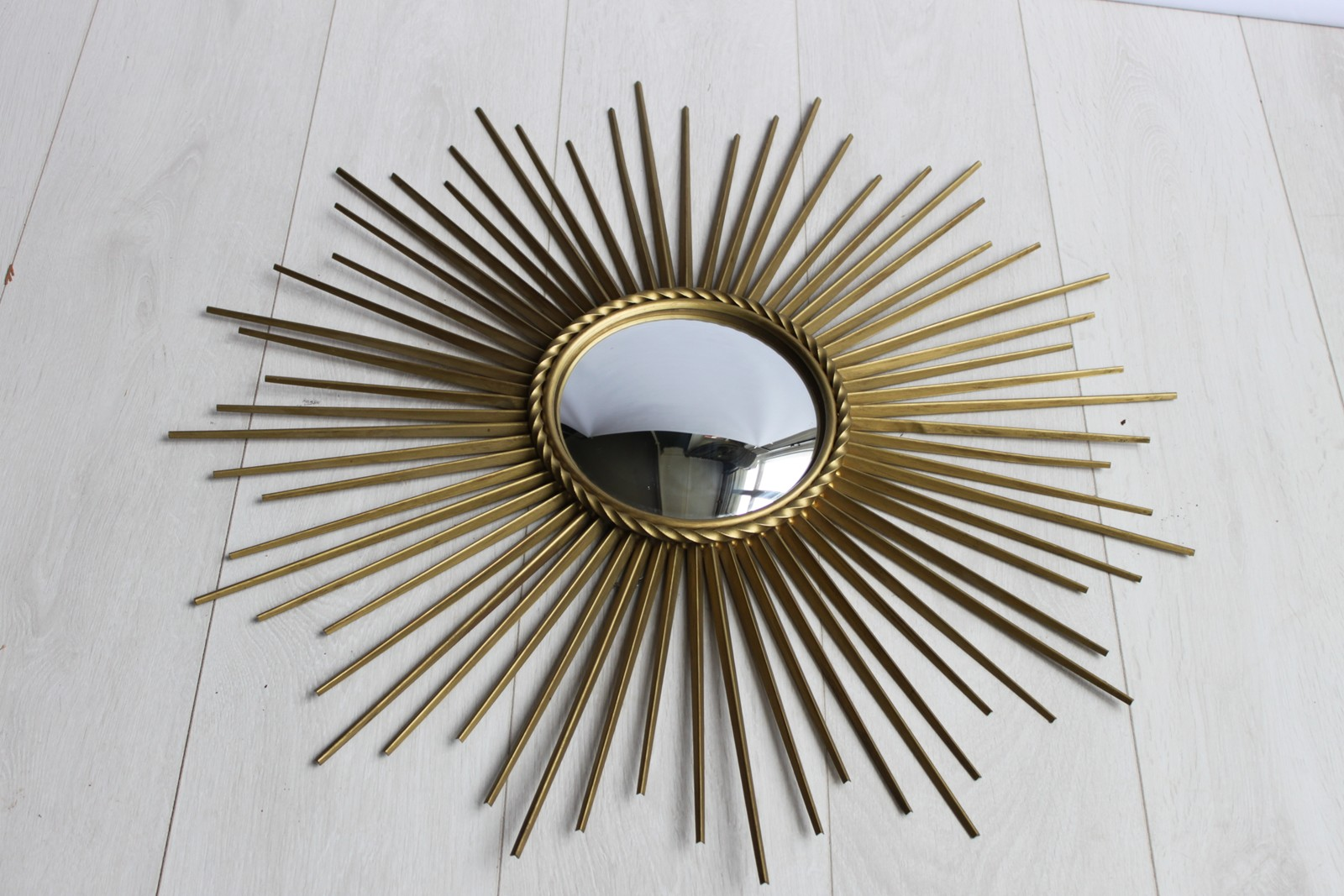 Chaty vallauris sunburst mirror the hoarde for Chaty vallauris miroir