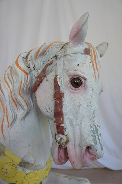 1930's French Carousel Horse -vintage-french-Vintage-French-Carrousel-Horse2_main_636123112103193704.jpg