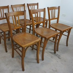 119 Luterma Bistro Chairs / Church Seating